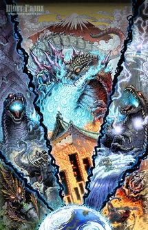 Godzilla RAT Cover