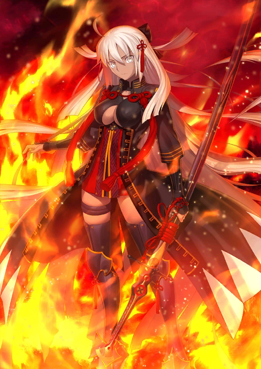 Alter Ego (Okita Alter)