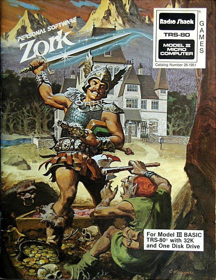 Adventurer (Zork Classic)