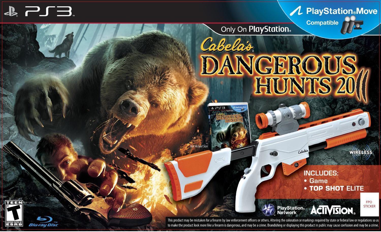 Cabela's Dangerous Hunt