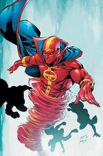 Red Tornado (Post-Crisis)
