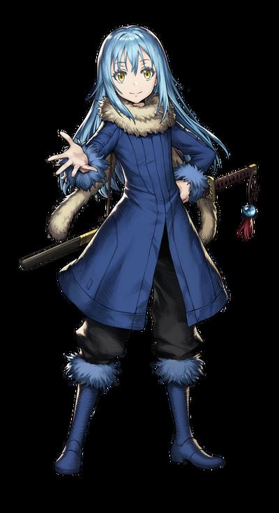 Rimuru Tempest illustration.png