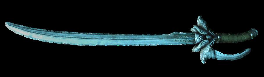 Edward Kenway's Unique Swords