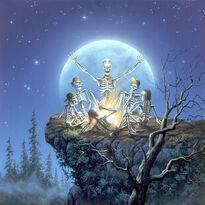 The Spirit of the Harvest Moon (Goosebumps)