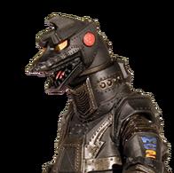 Black Mechagodzilla