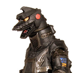 Black Mechagodzilla