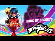 MIRACULOUS - 🐞 GANG OF SECRETS - TEASER ☯️ - SEASON 4 - Tales of Ladybug and Cat Noir