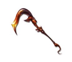 Xeno Infernal Flamescythe