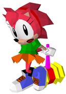 SonicFightersAmyRoseNonRender