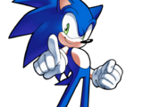 Sonic the Hedgehog (Archie Pre-Genesis Wave)