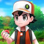 Red (Pokémon Let's Go)