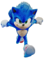 Sonic the Hedgehog (Paramount)