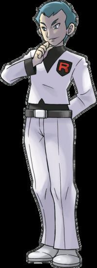 HeartGold SoulSilver Archer.png