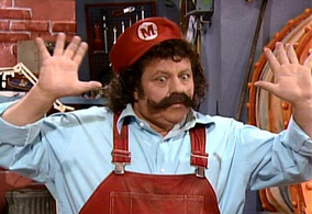Mario (Captain Lou Albano)