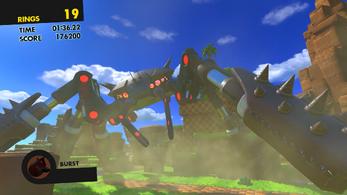 Death Crab (Sonic the Hedgehog)
