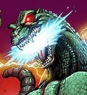 Godzilla (Trendmasters)