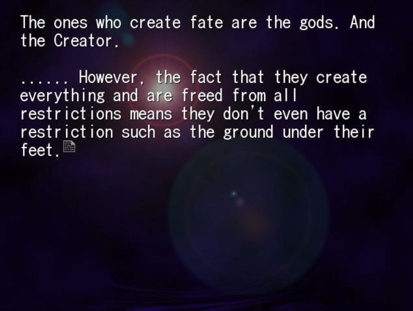 The Creator (Umineko no Naku Koro ni)