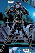 Cassandra Cain (Post-Flashpoint)