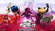 MIRACULOUS 🐞 STORMY WEATHER 2 - OFFICIAL TRAILER 🐞 SEASON 3 Tales of Ladybug and Cat Noir