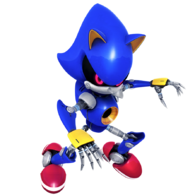 Metal Sonic (Sonic Boom)