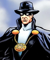The Phantom Stranger (Post-Crisis)