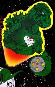 Godzilla (A Space Godzilla)