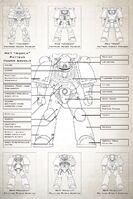 Space Marine Power Armor