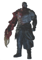Tyrant T-103 (RE2 Remake)