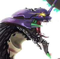 Eva-01 Godzilla Awakening Form