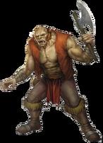 Half Ogre