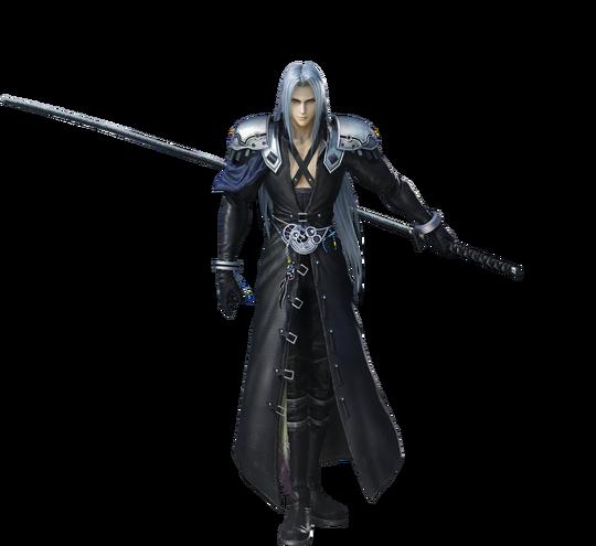 Sephiroth Dissidia Render.png