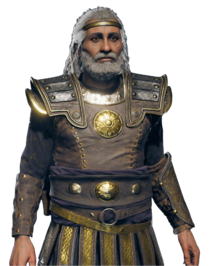 Amorges (Assassin's Creed)