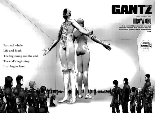 The masterminds behind Gantz technology (Gantz 369)