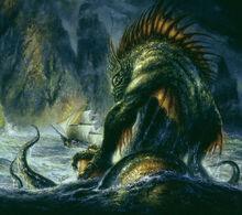 Dagon (Cthulhu Mythos)