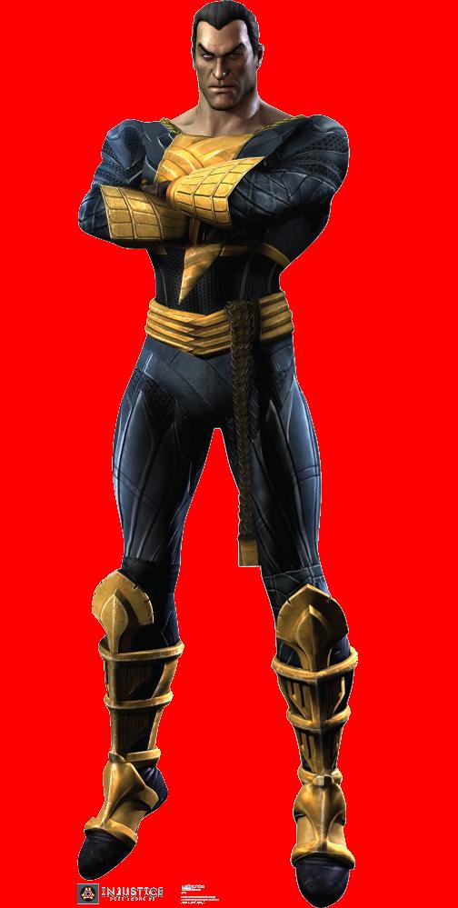 Black Adam (Injustice Composite)