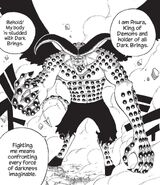 Demon God Form Asura
