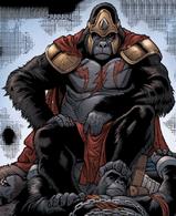 Gorilla Grodd (Post-Crisis)