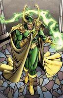 Loki (Marvel Comics) (Classic)