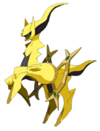 Shiny powerpoint arceus by jphyper