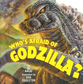 Who's Afraid of Godzilla cover