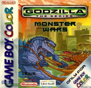 Godzilla-The-Series-Monster-Wars