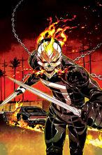 Ghost Rider (Robbie Reyes - Marvel Comics)