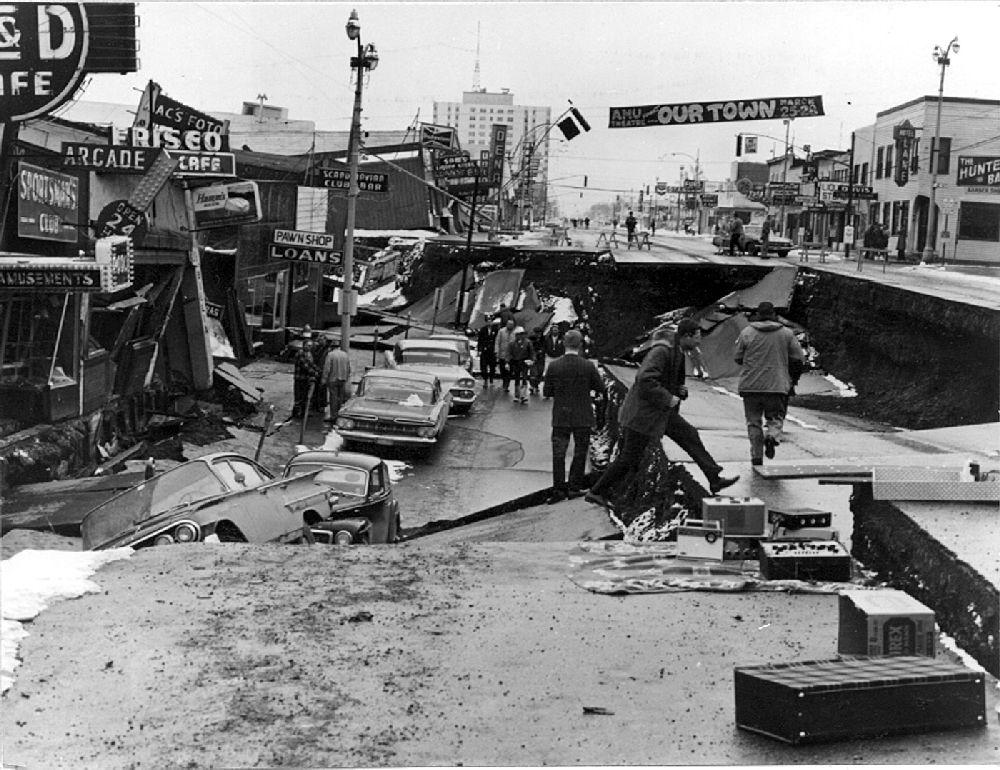 1964 Alaska Earthquake