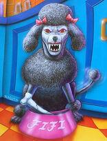 Fifi the Vampire Poodle (Goosebumps)