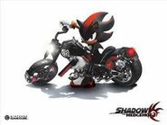Never Turn Back by Crush 40 (Closing Theme of Shadow the Hedgehog)-2