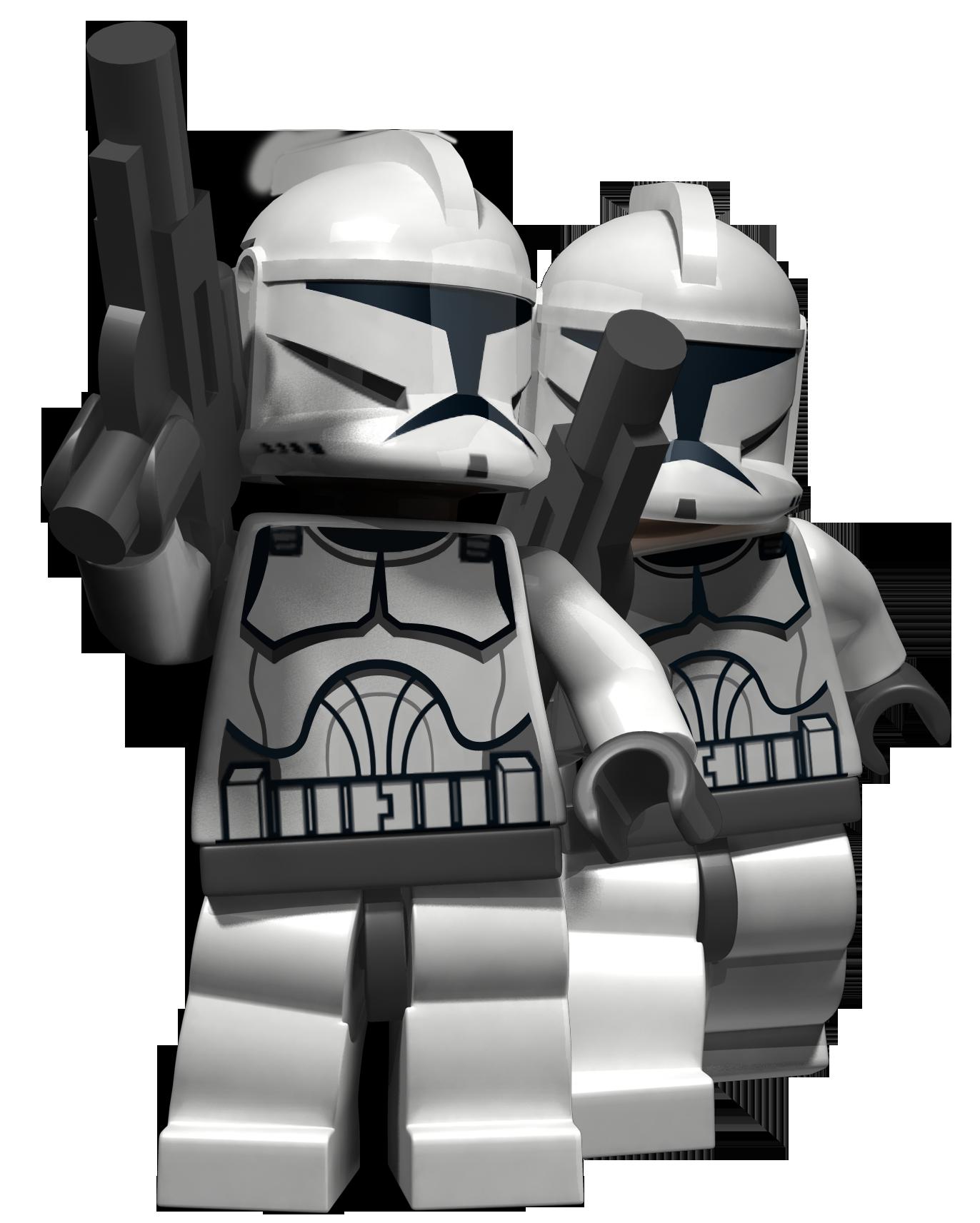 Clone Trooper (Lego Star Wars)