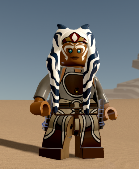 Ahsoka Tano (Lego Star Wars)