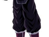 Crimson-Masked Saiyan