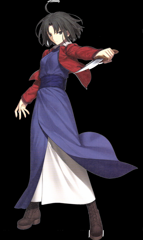 Assassin (Shiki Ryougi)