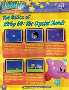 Kirby 64 The Crystal Shards Strategy Guide-Dark Matter info